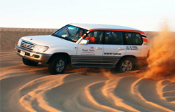 Image Desert Safari Tour Package of Royal Rajasthan India