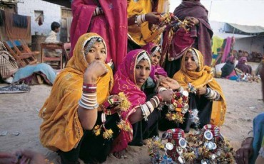 Image Pushkar Fair Festival Pushkar holy city Rajasthan