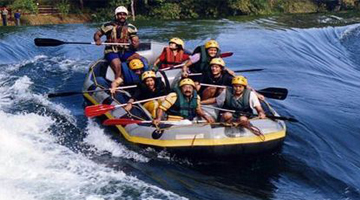 Image Rishikesh Rafting Tour Package
