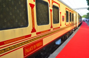 Image 8 Days Luxury Golden Triangle Palace on Wheels Train Tour