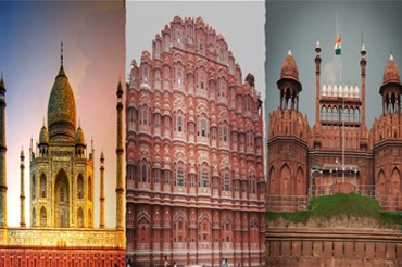 Image 6 Days Delhi Agra Jaipur Golden Triangle Tour India